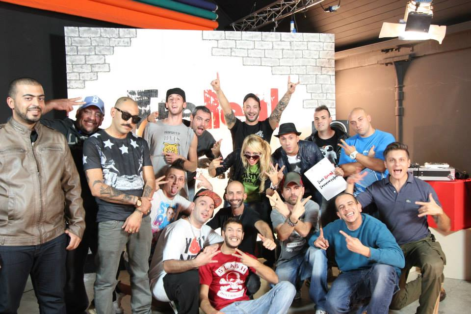 foto completa the real freestyle